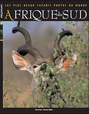 Les plus beaux safaris photos du monde ; Afrique du Sud - Intérieur - Format classique
