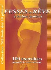 Fesses De Reve Et Belles Jambes - Intérieur - Format classique
