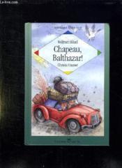 Chapeau Balthazar - Couverture - Format classique