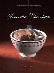 Souvenirs chocolates - Couverture - Format classique