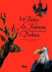 Les fables de La Fontaine ; le cerf se voyant dans l'eau et autres fables - Couverture - Format classique