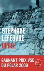Opale - Couverture - Format classique