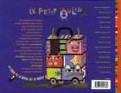 Le petit Oulipo ; anthologie de textes et techniques de l'Oulipo - 4ème de couverture - Format classique