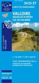 telecharger Valloire – Aiguilles d'Arves – 3435 ET livre PDF/ePUB en ligne gratuit
