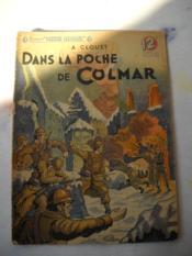 Dans La Poche De Colmar - Couverture - Format classique