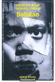 Collection : Serie Noire N° 2664. Solidao. - Couverture - Format classique