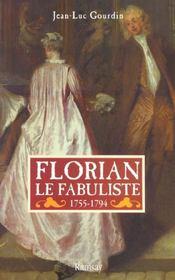 Florian le fabuliste - Intérieur - Format classique