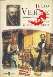 El Secreto De Wilhelm Storitz - Couverture - Format classique