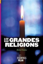Les grandes religions dans le monde - Couverture - Format classique