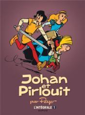 Johan et Pirlouit ; intégrale t.1 ; page du roy - Couverture - Format classique