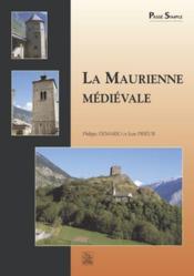 La Maurienne médiévale - Couverture - Format classique