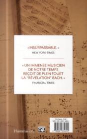 Musique au château du ciel ; un portrait de Jean-Sébastien Bach - 4ème de couverture - Format classique