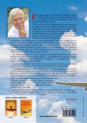 Chroniques aéronautiques ; les principaux événements de 2009 à 2013 - 4ème de couverture - Format classique