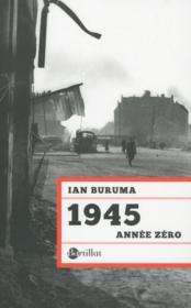 1945 année zéro - Couverture - Format classique