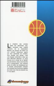 Kuroko's basket T.26 - 4ème de couverture - Format classique