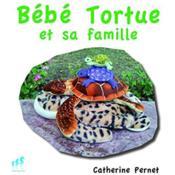 Bebe tortue et sa famille - Couverture - Format classique