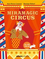 Miramagic circus - Couverture - Format classique