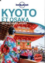 Kyoto et Osaka (2e édition) - Couverture - Format classique