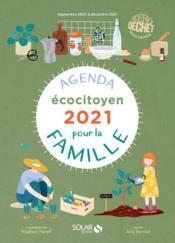 Agenda écocitoyen de la famille (édition 2021) - Couverture - Format classique