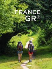 La France des GR - Couverture - Format classique