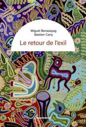 Le retour de l'exil - Couverture - Format classique