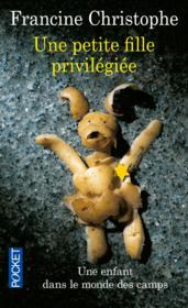 Une petite fille privilegiee - Couverture - Format classique