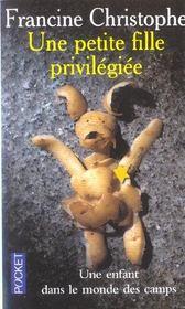 Une petite fille privilegiee - Intérieur - Format classique