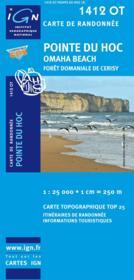 Pointe du Hoc ; 1412 OT - Couverture - Format classique