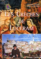 Les creches de luceram - Couverture - Format classique