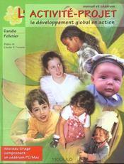 L'activité-projet ; le développement global en action - Intérieur - Format classique