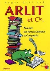 Arlit - Couverture - Format classique