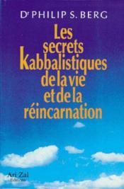 Secrets kabbalistiques de la vie et de la reincarnation - Couverture - Format classique