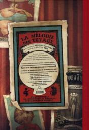 La mélodie des tuyaux - 4ème de couverture - Format classique