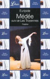 Médée ; les troyennes - Intérieur - Format classique