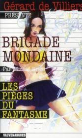 Brigade mondaine t.313 ; les pièges du fantasme - Couverture - Format classique