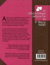 Remèdes De Beauté - 100% Naturels 100% Efficaces - 4ème de couverture - Format classique