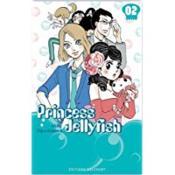 Princess jellyfish t.2 - Couverture - Format classique
