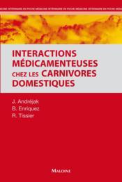 Interactions Medicamenteuses - Couverture - Format classique