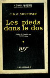 Les Pieds Dans Le Dos. ( Disordered Death ). Collection : Serie Noire N° 440 - Couverture - Format classique