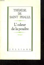 L Odeur De La Poudre. - Couverture - Format classique