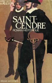 Saint-Cendre - Couverture - Format classique