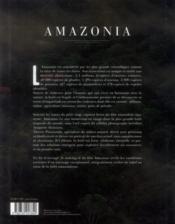 Amazonia - 4ème de couverture - Format classique