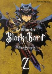 Black bard t.2 - Couverture - Format classique