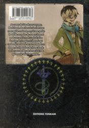 Black bard t.2 - 4ème de couverture - Format classique