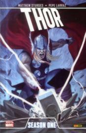 Thor season one - Couverture - Format classique