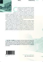 L'université et la recherche au Sénégal à la croisée des chemins ; entre héritages, marché et reforme LMD - 4ème de couverture - Format classique