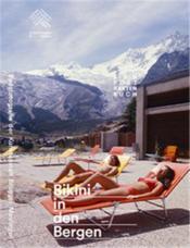 Bikini in den bergen - Couverture - Format classique
