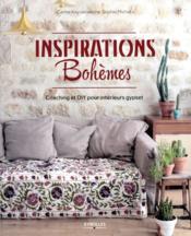 Inspirations bohèmes ; coaching et DIY pour intérieur gypset - Couverture - Format classique