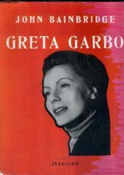 Greta Garbo - Couverture - Format classique