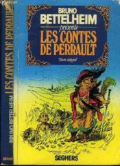Les Contes De Perrault - Couverture - Format classique